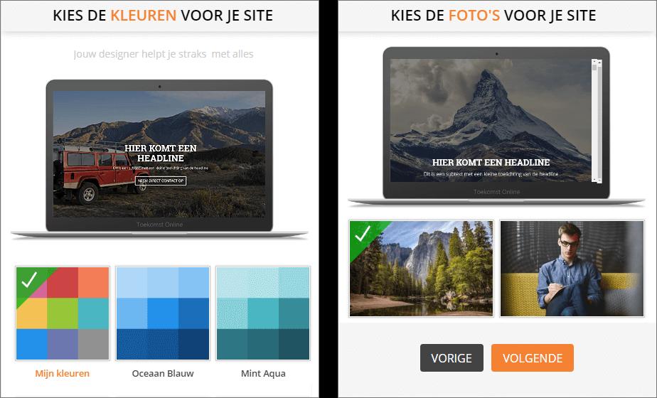 Configuratie - WordPress 010 | full stack development, Rotterdam